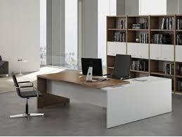 office worktop. Executive Desk With Shelves T45   Office Worktop