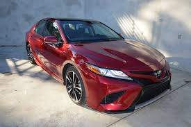 2018 Toyota Camry XSE V6 Review | Car Reviews and news at ...