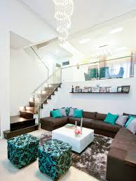 ... Great Brown Turquoise Living Room Ideas Also Latest Home Interior  Design with Brown Turquoise Living Room ...