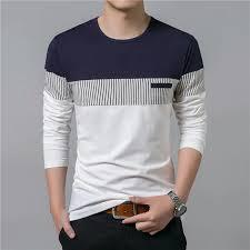 New <b>COODRONY</b> T-<b>Shirt</b> Men - 100% Cotton | Capthatt Mens ...