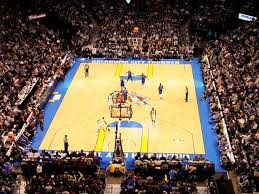 Oklahoma City Thunder Arena Seating Chart Oklahoma City Thunder Upper Seats Thunderseatingchart