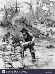 Image result for gold rush 1849
