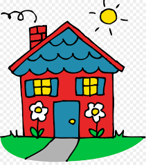 New Home Cartoon Images House Cartoon Png Download 4377 4868 Free Transparent
