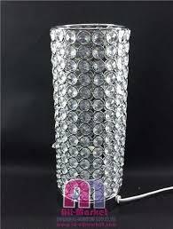 lamp acrylic beads table lamp crystal beaded chandelier