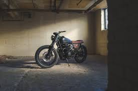 dark art of building a cb cafe racer