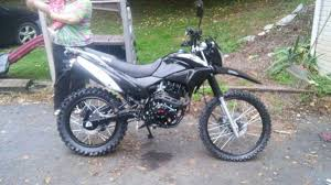 2018 rps hawk 250cc dirt bike motorcycles in camp hill pa offerup
