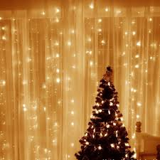 Draping And Fairy Lights For All Occasions Us 3 61 11 Off Window Curtain Led String Light 3x3m 3x1m Outdoor Christmas Fairy String Light Wedding Garden Fairy Garland Curtain Lights On