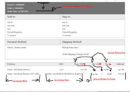 Designing An Invoice Orders Magento Invoice PDF Design Customization Magento Stack 20