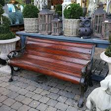 cast iron garden bench gardn furniture ireland clarenbridge garden centre