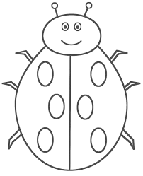 Small Picture Download Love Bug Coloring Pages Ziho Coloring
