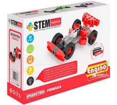 <b>Engino Stem</b> Heroes Набор Скоростные механизмы Формула ...