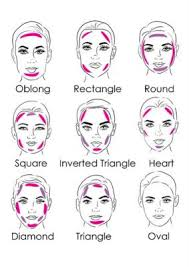 contouring for different face shapes. makeup for all face shapes | shapes, contouring and contours different