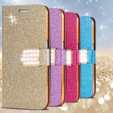 samsung galaxy s6 phone cases for girls. aliexpress.com : buy for galaxy s6 edge phone case gold luxury glitter diamond pu leather samsung g9250 with card slots cover from cases girls e