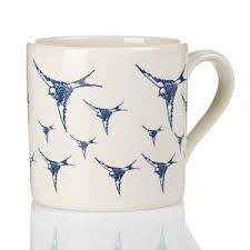 The Swallow Mug by Freda Smith in Tableware