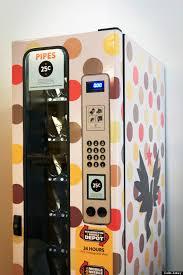 Canadian Vending Machines Custom The CANADIAN DESIGN RESOURCE Crack Pipe Vending Machine