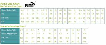 Reebok Kid Shoes Size Chart Reebok Shoes Size Chart Cm