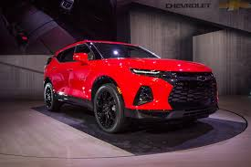 2019 Chevrolet Blazer Prices To Top Out At Nearly 50k Autoguide Com News