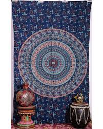 twin hippie elephant tapestries wall hanging indian mandala tapestry bedspread dorm tapestry decorative wall hanging tapestries for dorms