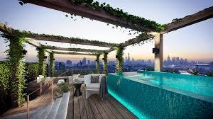 infinity pool design. Modren Design Infinity Pool House Luxury Indoor Design View In Gallery  S