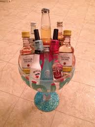 21st birthday gift. This would be a cool idea too!