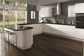 White Gloss Kitchen Integra Gloss White