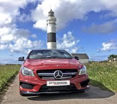 The Mercedes-Benz CLA 45 AMG Shooting Brake performmaster Engine ...