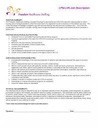 Lpn Sample Resume With Nursing Home Experience Long Term Care Skills