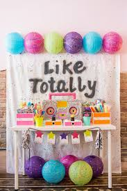 girls just wanna have fun 80 s rock roll birthday party via kara s party ideas karaspartyideas