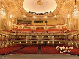 61 Orpheum Theater Boston Seating Chart Talareagahi Com