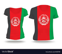 Afghanistan T Shirt Designs Flag Shirt Design Of Afghanistan