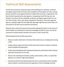 Sales Skills Assessment Template Swot Analysis History