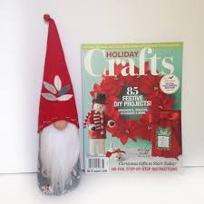 Christmas Gnome Pattern Magnificent Design
