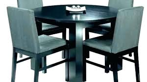 full size of small black dining table and 4 chairs round dark wood glass set half