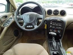 2003 Pontiac Grand Am SE Sedan Dark Taupe Dashboard Photo ...