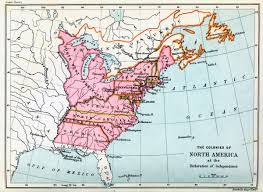13 Colonies Facts Chart The 13 Colonies History