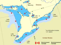 <b>Great</b> Lakes - Lake Huron - Lake Huron - Environment Canada