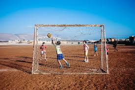 Football as a <b>Source of Life</b> - Common Goal