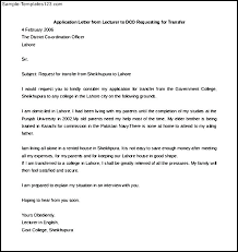 Application Letter To College Putasgae Info