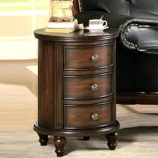 small round end tables travelandwork info in table with drawers prepare 13