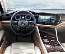 2018 volkswagen hybrid. exellent volkswagen 2018 volkswagen touareg hybrid interior throughout volkswagen hybrid