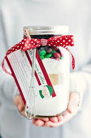 mason jar gift m m cookies free printables