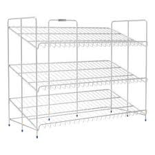 Plastic Coated Wire Racks Pvc Coated Shoe Rack Wire Racks Dahisar Mumbai SN Wire 100