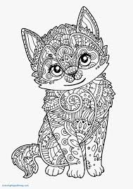Princess Kitten Coloring Pages Best Of Free Cat Coloring Pages