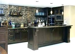 basement wet bar cabinets corner ideas great11 wet
