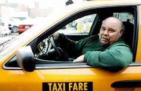 Image result for taxi driver taking money