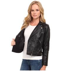 gallery previously sold at zappos women s cropped leather jackets
