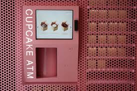 Cupcake Vending Machine Franchise Enchanting A Cupcake ATM Dispenses Love