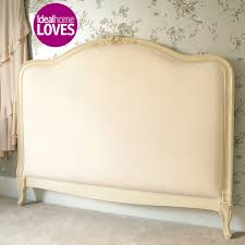 Parisian Style Bedroom Furniture Parisian Upholstered Headboard Headboards Beds Mattresses
