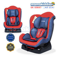 mamakids uks infant baby car seat convertible cat for new born to 4 years crimson