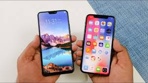 Test Vs Budget Speed Vivo Flagship V9 X Iphone Range Youtube Aw5UOT